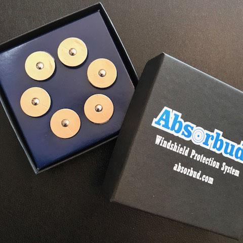 Absorbud packaging interior